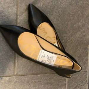 Sam Edelman point toe flat